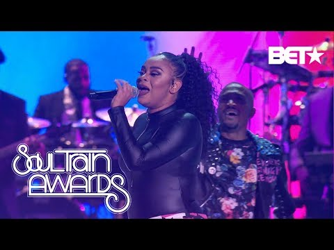 Frederick Hand  - Koryn Hawthorne Won't He Do It LIVE Soul Train Awards 2018
