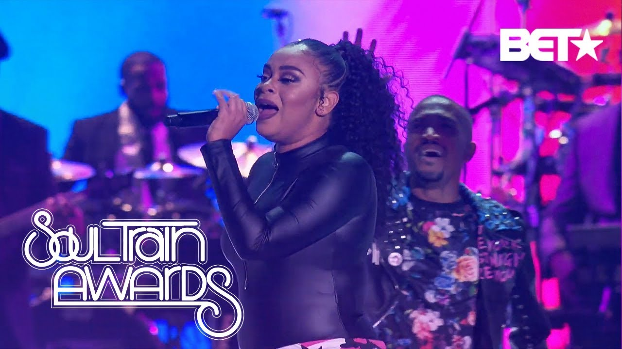 Won't He Do It! Koryn Hawthorne Praises The Lord Beautifully! | Soul Train Awards 2018