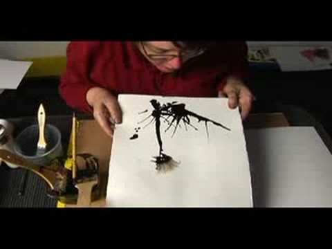 Playing With Design Media : Design Media: Dripping Ink