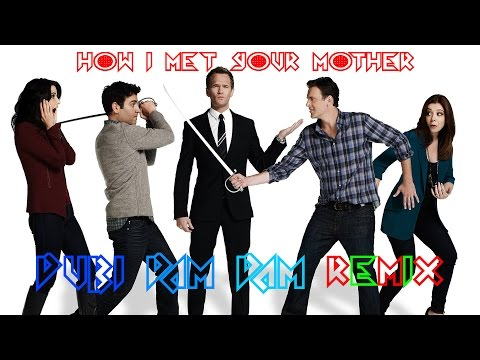 Banaroo - Dubi Dam Dam | How I Met Your Mother Remix | #Langeweile