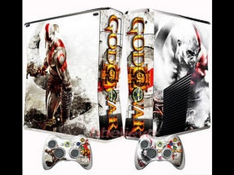 Unboxing Ebay Pop God Of War Xbox 360 Console Controller
