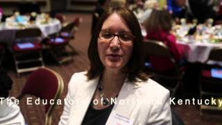 Northern Kentucky Excellence in Education Dinner 2014