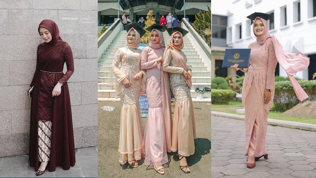 9 Inspirasi Model Kebaya Wisuda Modern 9 / 9 Untuk Muslimah