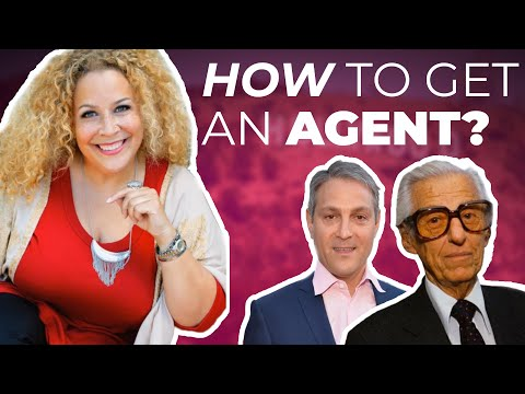How To Get A Talent Agent and book MORE acting jobs!