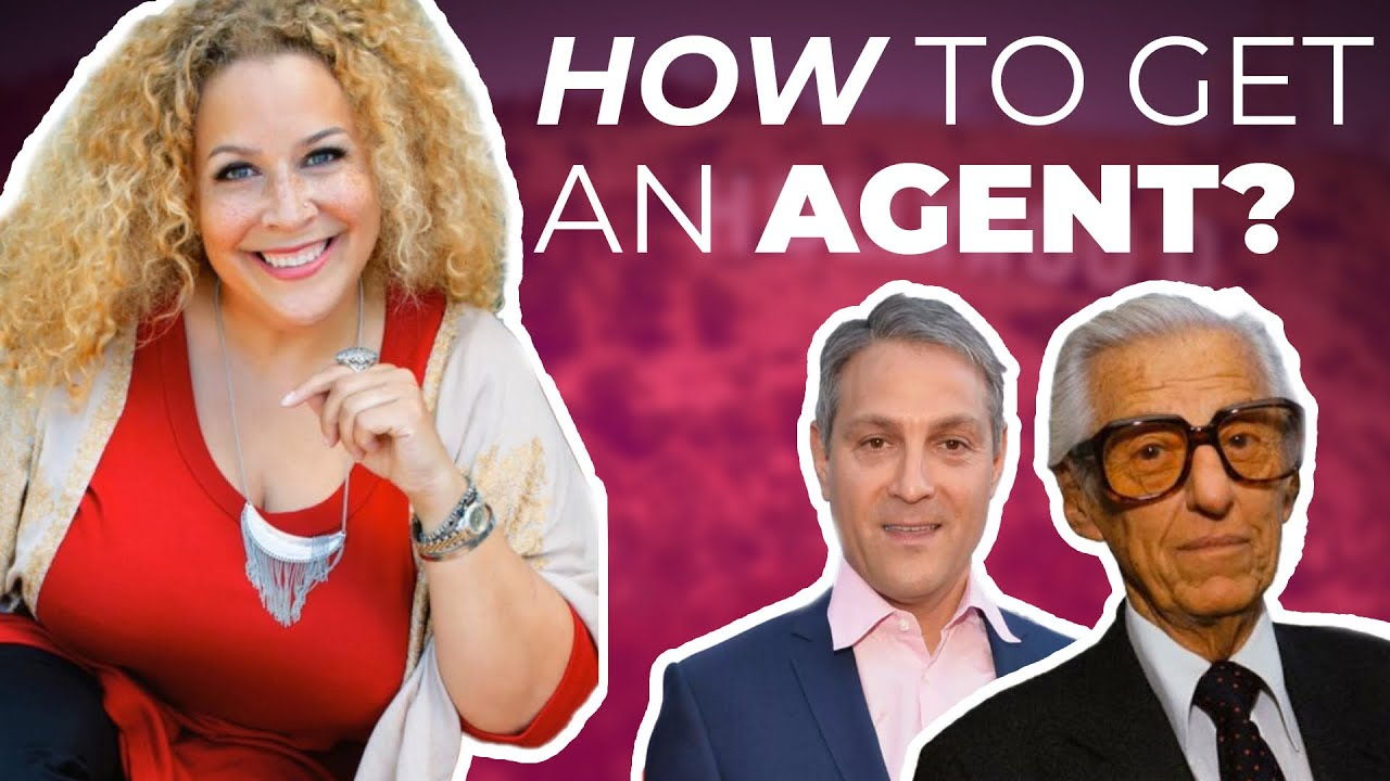 how to get a talent agent and book more acting jobs