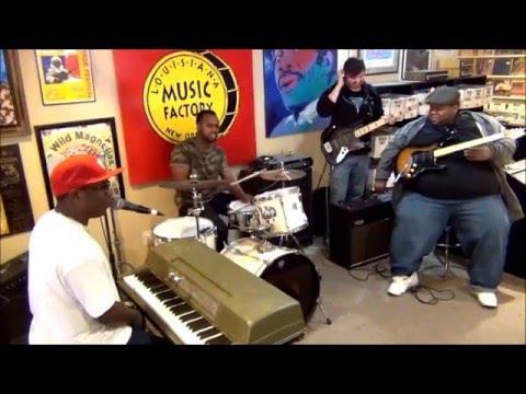 Nigel Hall @ Louisiana Music Factory 2016 - PT II