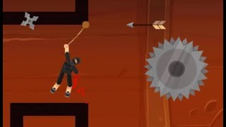 ULTIMATE NINJA SWING GAME WALKTHROUGH