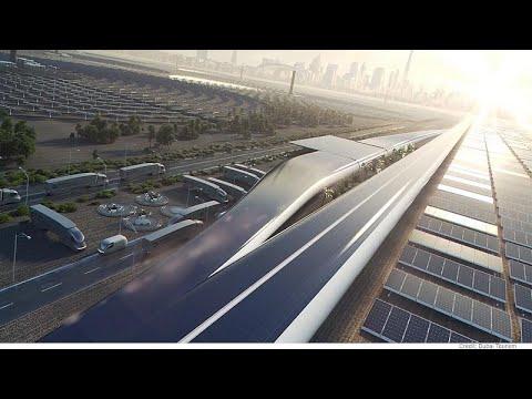 تعرف على قطارات -هايبرلوب-... دبي تريد أن تكون أول مستخدميها…  - نشر قبل 3 ساعة