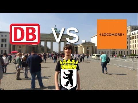 DB vs. Locomore | Ausflug nach Berlin