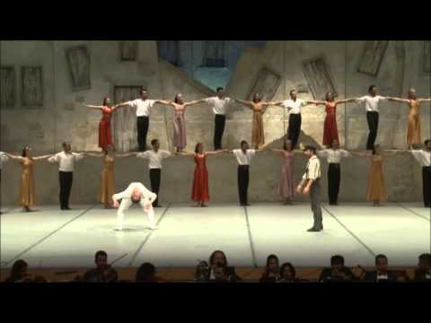 Zorba The Greek Ballet - Ankara State Opera and Ballet - Irek Mukhammedov - Zorba