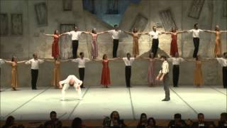 Zorba The Greek Ballet - Ankara State Opera and Ballet - Irek Mukhammedov - Zorba