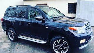 Прокачал Toyota Land Cruiser 200. Что У Меня в Багажнике.(, 2016-04-11T12:39:07.000Z)