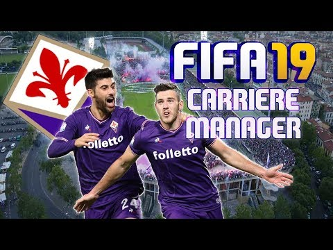 FIFA 19 - FIORENTINA - ON EST DEUXIEME ?! #4