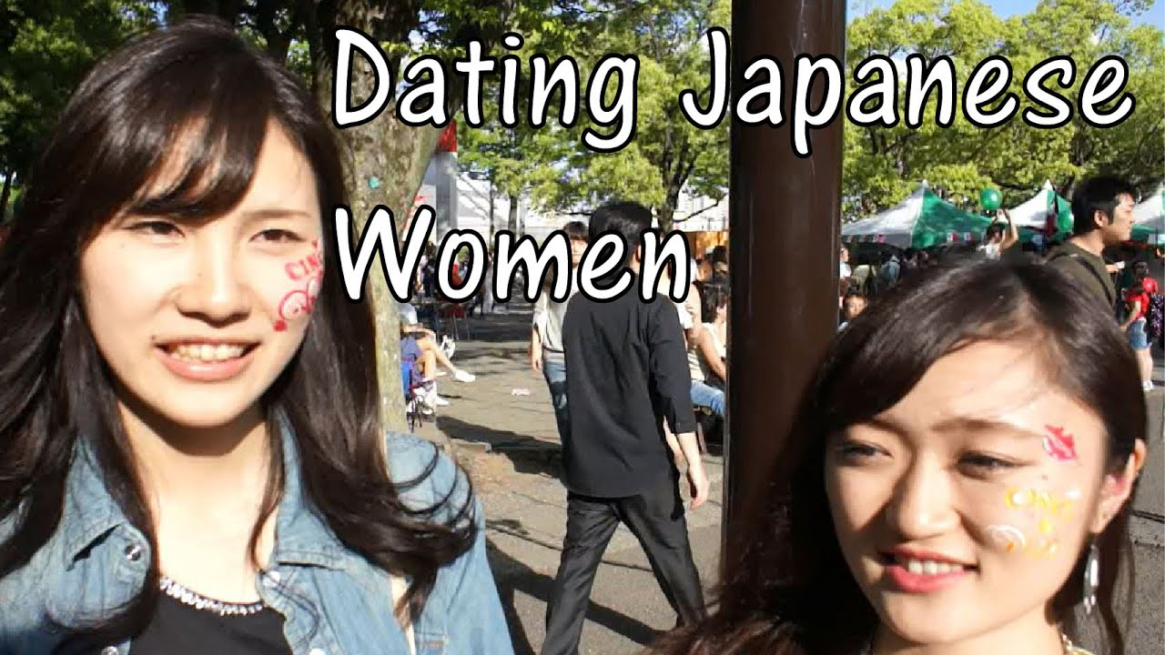 Do Japanese Women Date Foreign Men Interview - Youtube-1560