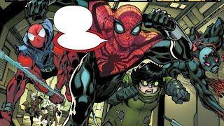Review SPIDER GEDDON #3 - Los equipos de Miles Morales y Superior Spiderman | Zona Freak streaming