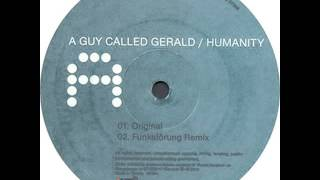 Watch A Guy Called Gerald Humanity video