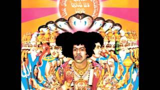 The Jimi Hendrix Experience - Castles Made of Sand
