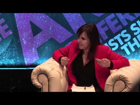 SOTA12 Will Gompertz interviews Arlene Phillips