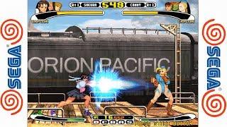 Capcom VS SNK Millenium Fight 2k - SEGA Dreamcast Gameplay - Redream Emulator