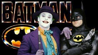 Что стало с актерами фильма Бэтмен