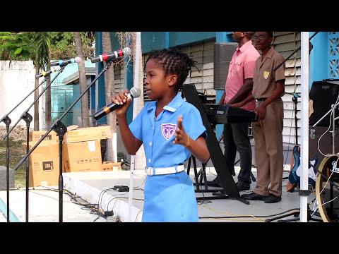 Nellisha - Jesus Blood is the Remedy [Live Performance]