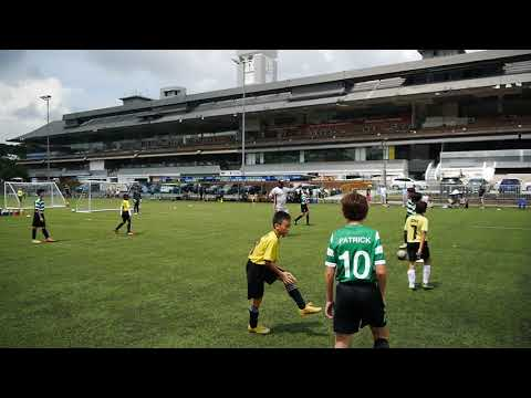 Sporting Lisbon Vs YG2K 20170903