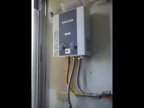 Calentador de agua a gas fallas b sicas y recomendaci for Instalacion calentador gas