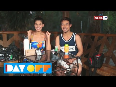 Day Off: Travel tips nina Janine Gutierrez at Ken Chan, alamin!