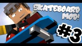 minecraft mods уроки скейтбординга