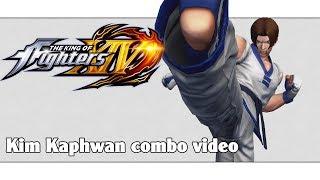 KoF XIV: Kim Kaphwan combo video