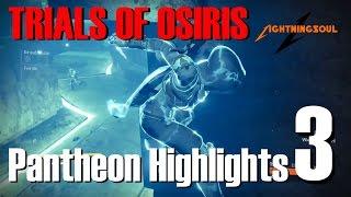 Trials of Osiris: Pantheon - Highlights #3 - Maschinengewehre über Raketenwerfer