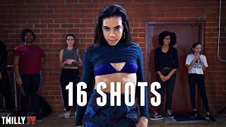 Скачать Stefflon Don 16 Shots Dance Choreography By Tricia Miranda Filmed By TimMilgram TMillyTV
