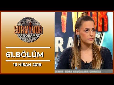 Survivor Panorama 61. Bölüm - 16 Nisan 2019
