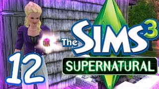 Sims 3 [supernatural Ep.12] - Tsubrina Gets Engaged!