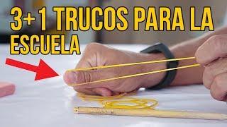 3+1 trucos para la escuela - LIFE HACKS DE VUELTA AL COLE