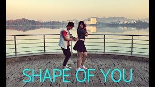 Shape Of You | Gaurav N Chandni | Ed Sheeran | Dance Choreography