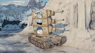 World of Tanks Epic Wins and Fails Ep169