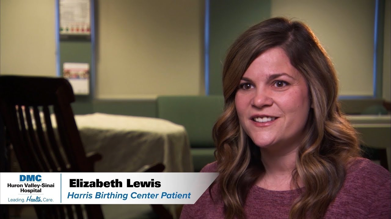 Harris Birthing Center Offers Gentle C-Sections | DMC