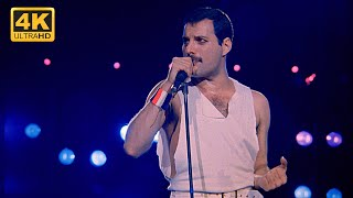 Download Queen - A Kind of Magic (Live In Budapest 1986) 4K