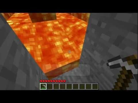 Minecraft: Epic Lava/ Rickroll Trap
