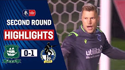 Second Round Highlights | Emirates FA Cup 2019/20