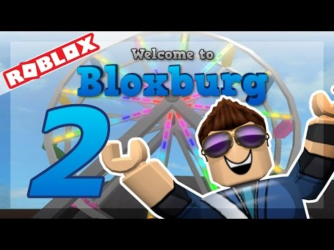 Roblox Ronaldomg Bloxburg Welcome To Bloxburg Ep 2 Playing With Ronaldomg And Karinaomg Roblox Youtube