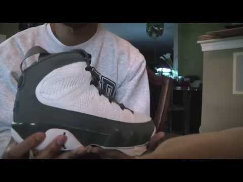 Nike Air Jordan Flint Grey 9 Review