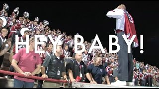 Hey Baby! - Oak Mountain HS Band Stand Tune! - 9-16-16