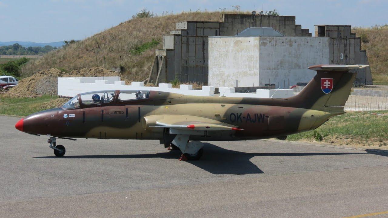 На скринах видно, что самолет несет два номера на носу 36 красный и в. Единицей учебным л-29 с двумя пилонами для подвески вооружения.