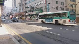 [20190108] KD운송그룹 대원운수 166-1번 …