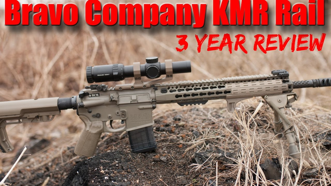 BCM KMR 3 Year Review: How Did The Bravo Company Handguard Hold Up?
