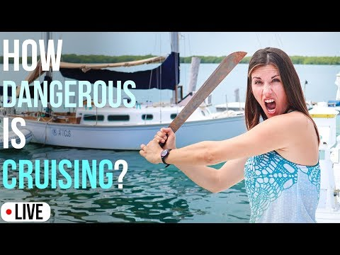 Is Cruising More Dangerous Than Living Ashore | Atticus Live