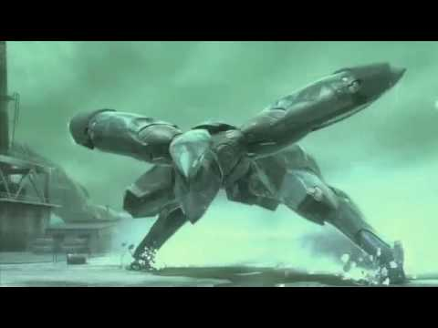 Metal Gear Solid 4 Music Video 'Way To Fall'