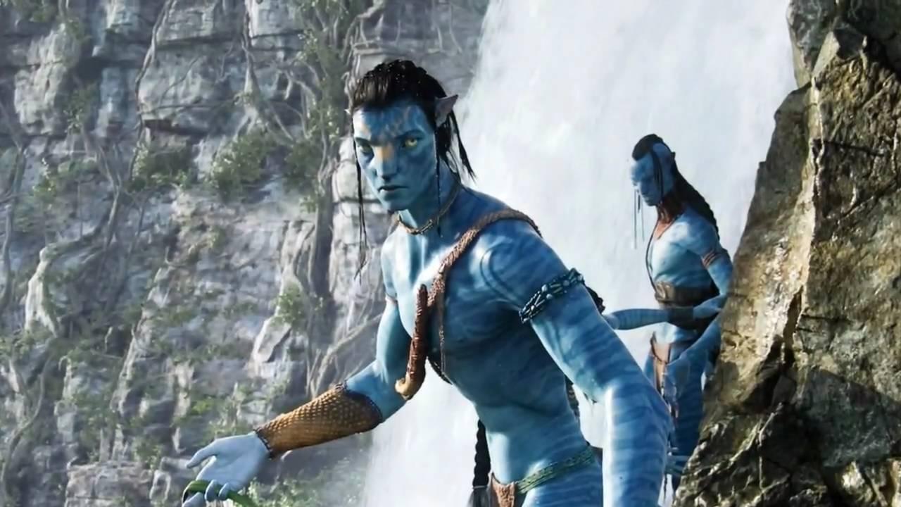 Jakes First Flight Avatar Movie Walls